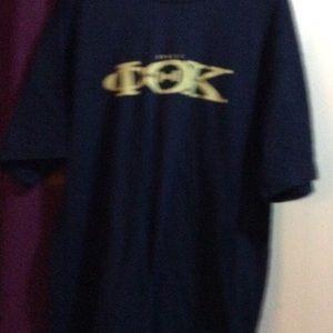 Other - Navy blue fra tee shirt